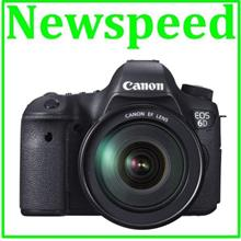 Canon EOS 6D 24-70mm F4L Lens Digital DSLR Camera (Import)