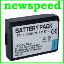 Grade A LP-E10 Rechargeable Li-Ion Battery for Canon EOS 1100D LPE10