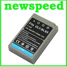 GradeA BLS5 Li-Ion Battery for Olympus Pen E-P2 EP2 E-P3 EP3 BLS-5