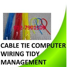 6 inches 150mm cable Tie Ties Computer wire Cabling Tidy Management