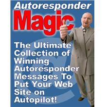 1 pc ebook - Autoresponder Magic * FULL RESELL RIGHTS *