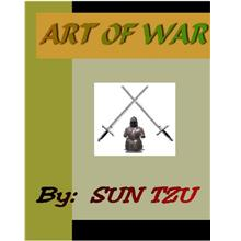 1 pc ebook - Sun Tzu Art Of War