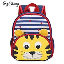 TONGCHANG CUTE KID SCHOOL BAG 3D CARTOON PRINT BACKPACK (01#)