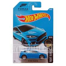 Hot Wheels 2016 Night Burnerz: '16 FORD FOCUS RS [Blue]