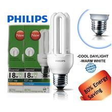 PHILIPS Essential E27 18W Cool Daylight/Warm White Bulb