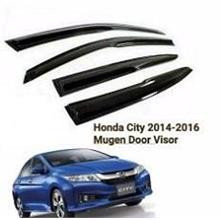 Honda City 2014 & above Mugen Door Visor