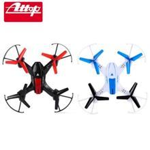 ATTOP YD - 822 2PCS 2.4G 4CH 6-AXIS GYRO RTF AIRCRAFT REMOTE CONTROL QUADCOPTE