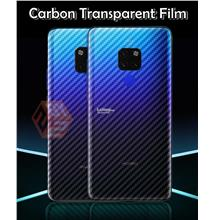 CARBON DESIGN Transparent Clear Back Film Huawei Mate 20 / 20 Pro