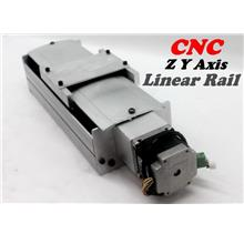 CNC~Z Y Axis Linear Rail Actuator Slide Guide 1605 Ball Screw 150mm