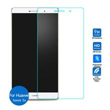Honor 5X 9H Tempered Glass
