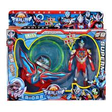 AB239-10 Ultraman summon weapons Figures set Gadgets with Sound & LED