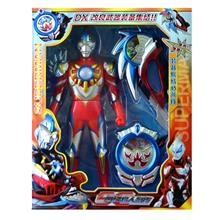 AB239-5 Ultraman summon weapons Figures set Gadgets with Sound & LED