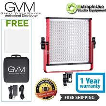 GVM 520LS Bi-Color 3200-5600K LED Video Light CRI97 Aluminium Body