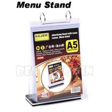 A5 Advertising Board Menu Stand (6pages)