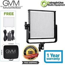 GVM 672S Bi-Color LED Video Light 3200-5600K CRI97 Aluminium Body
