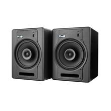 FLUID AUDIO Fader Series FX8 Studio Monitor Speaker Pair; FREE Cables