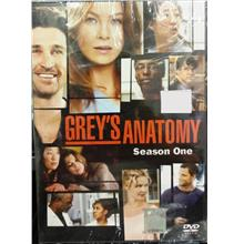 English Drama Grey's Anatomy Season One DVD