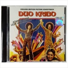 Achmad Albar Ucok Aka Harahap Duo Kribo Original Picture Soundtrack CD
