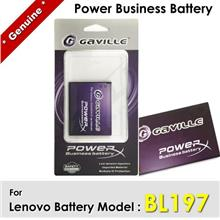 Power Business Battery BL197 BL-197 Lenovo S750 A798T Battery 1Y WRT