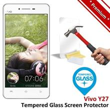 Premium Protection Vivo Y27 Tempered Glass Screen Protector