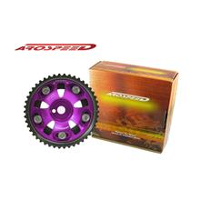 Arospeed Adjustable Cam Pulley PWR16 (Purple)