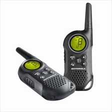 MOTOROLA ONE PAIR 8KM RANGE WALKIE TALKIE (TLKR T6)
