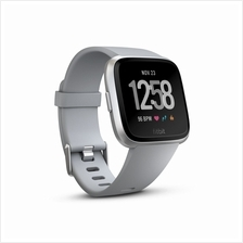 FITBIT VERSA ALUM CJK SMART WATCH (FB505SRGY-CJK) SILVER