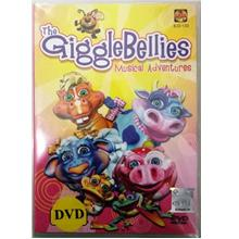 The Giggle Bellies Musical Adventures DVD