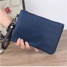 Men s Handbag Clutch Bag Plain Casual Bag Wrist Mobile Phone Bag 07dab69c0e
