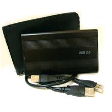 "*2.5""IDE PATA USB External Hard Disk Drive HDD Portable Enclosure Case"
