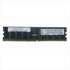 41Y2857 4GB(1X4GB)400MHZ PC2-3200 240-PIN CL3 ECC DDR2 SDRAM RDIMM ME
