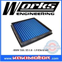 Work Engineering-BMW 318 / Z3 1.8 - 1.9 E36 8/16V