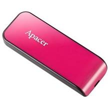 APACER USB2.0 FLASH DRIVE 16GB AH334 (ROSE PINK)