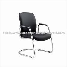 Classic Office Reception Guest Chair With Armrest OFAR343L-83CA KL
