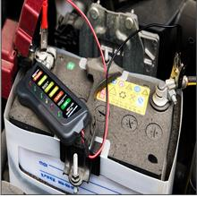 12V Vehicle Battery Tester Car and Motorcycle