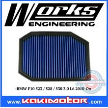 Works Engineering-BMW F10 523 / 528 / 530 3.0 L6 2010-On