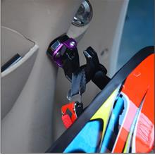 Scooter Aluminium Alloy Double hook Accessories