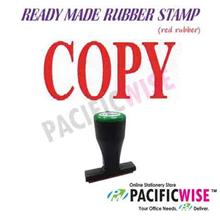 Ready-Made Rubber Stamp (COPY)