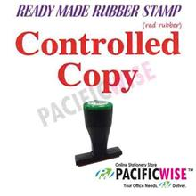Ready-Made Rubber Stamp (Controlled Copy)