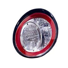 DEPO Volkswagen Beetle '98 Crystal LED Tail Lamp Clear Lens