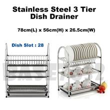 Stainless Steel Dish Rack Price Harga In Malaysia