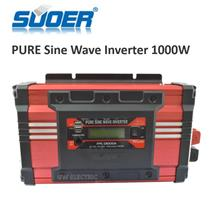 1000W Pure Sine Wave Car Power Inverter DC12V to AC230V w/ USB