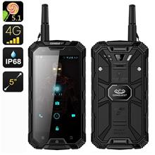 Conquest S8 Pro Rugged 4G Smartphone (WP-S8PRO).