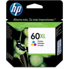 GENUINE HP 60XL COLOR INK CARTRIDGE (CC644WA) **NEW**SEALED BOX