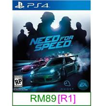 PS4 Need For Speed [R1] ★Brand New & Sealed★