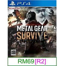 PS4 Metal Gear Survive [R2] ★Brand New & Sealed★