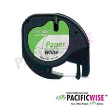 Dymo Letra Label Tape 12MM (PAPER)