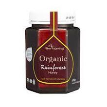 New Morning Raw Unblended Rainforest Honey 1kg