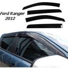 Ford Ranger 2012-2017 Injection Door Visor 4''