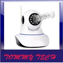 Home Security Wifi IP Camera Audio Record SD Card andriod/iphone